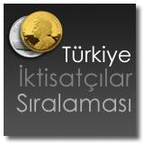 Türkiye İktisatçılar Sıralaması